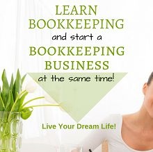 Starting a bookkeeping business with no experience is possible with this two-in-one course! Learn Bookkeeping and learn Business then work for yourself anywhere. Bookkeeping Course, Online Bookkeeping, Small Business Bookkeeping, Bookkeeping And Accounting, Bookkeeping Services, Accounting Education, Business Education, Learn Accounting, Accounting Basics