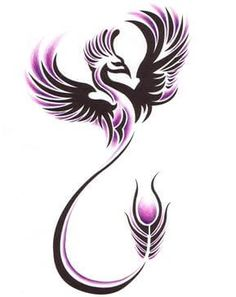 phoenix tattoo designs for women Beautiful phoenix tattoos design for girl Simple Phoenix Tattoo, Tribal Phoenix Tattoo, Phoenix Bird Tattoos, Tribal Tattoos, Tattoos Skull, Phoenix Design, Phoenix Tattoo Design, Mandala Tattoo Design, Phoenix Art