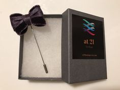 A personal favorite from my Etsy shop https://www.etsy.com/listing/505567226/bow-tie-lapel-pin-boutonniere-bow-tie