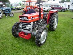 Rare Tractors