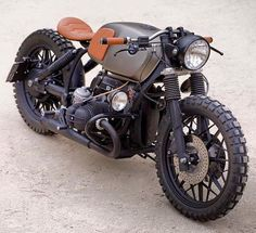 """overboldmotorco: """" BMW R100 'CRD76' by Cafe Racer Dreams @caferacerdreams…"""