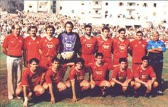Salernitana 1989-90