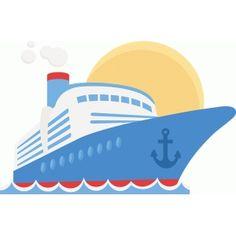 cruise ship clip art vector clip art online royalty free public rh pinterest com shipping clip art free shopping clip art images