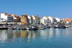 Cambrils Spain  Well known fishing port  Great fish restaurants..  Mobles Cambrils.