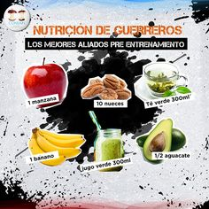 ¿Qué comer antes de entrenar? #nutritivo #sport #crossfit #natural #sugarfree #juice #gye #remolacha #avena #funcional #amazing #like4follow #likeforlike #instalike #instagoodel #aguacate #avocado #beneficiosdelaguacate #alimentosaludable #alimentacionsaludable #dietetica #productosnaturales #herbodietetica #lovecooking #vespa #tarde #clásicos #photoftheday #tendencia #moda