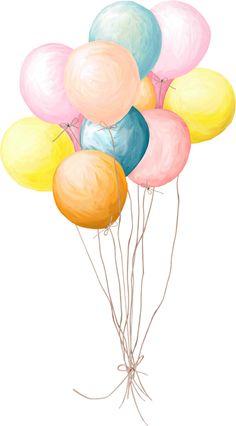 Birthday Balloons Wallpaper Iphone 21 New Ideas Birthday Balloons Wallpaper Iphone 21 New Ideas Birthday Balloons Clipart, Balloon Clipart, Dad Birthday, Birthday Cards, Happy Birthday, Ballon Illustration, Watercolor Illustration, Eid Stickers, Balloon Background