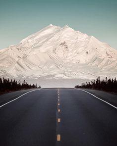 Mount Drum, Alaska