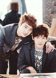 Kyungsoo & Baekhyun