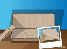 Imagem intitulada Reupholster a Couch Step 6