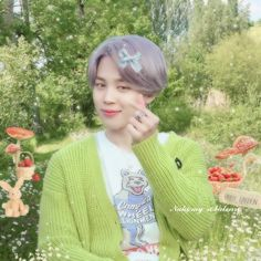 Jimin, Fairy Wings, Bts Video, Cute Outfits, Crochet Hats, Kpop, Anime, Goals, Love Of My Life