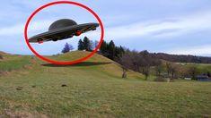 Perceptible UFO Alien Footage Caught On Tape!!!