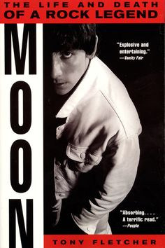 Honestly the best biography on Keith Moon out there