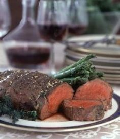 Easy beef tenderloin