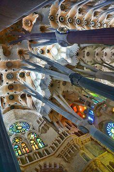 Basílica de la Sagrada Família - Gaudi