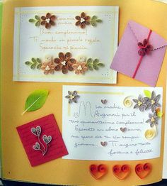 Paper Quilling Pattern PDF Japanese ebook by LibraryHandmade