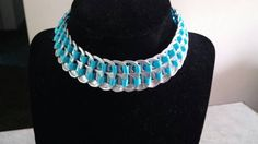 Check out this item in my Etsy shop https://www.etsy.com/listing/231005185/soda-pop-tab-light-blue-choker