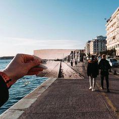 Thessaloniki Travel (@thessaloniki.travel) • Φωτογραφίες και βίντεο στο Instagram Online Language Courses, Zorba The Greek, Languages Online, Greek Culture, Learn A New Language, Like A Local, Thessaloniki, Back In Time, The Locals