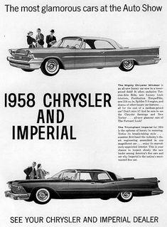 Chrysler / Imperial...1958