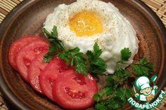 Рецепт: Яйца «Орсини» в СВЧ
