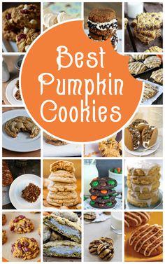 Great pumpkin cookie recipe
