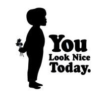 You Look Nice Today: A Journal of Emotional Hygiene. Hands-down the funniest, smartest podcast I know. How To Become, How To Make, You Look, Cool Words, Family Photos, How To Look Better, Laughter, Inspirational Quotes, Make It Yourself