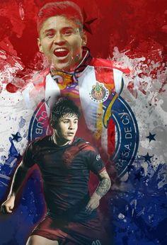 Chivas Wallpaper, Chivas Soccer, Football Mexicano, Messi, Captain America, Superhero, Painting, Fictional Characters, Art