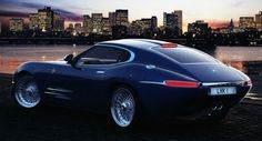 Jaguar Concept..  If they have the balls to do something with some class again.