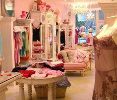 I love this shop interior