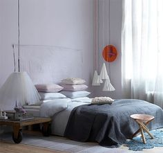 Minimal Room Ideas: Sleeping In Style  #scandinavian #room #apartment #minimal #idea