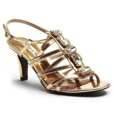 2 Lips Too Too Elle Women's High Heel Sandals,