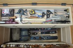How much can a tool chest hold?  A LOT