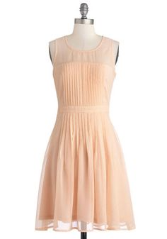 Pleats to be Here Dress. What do you think, @Sarah Sacrison ? Bridesmaid dress for your wedding?