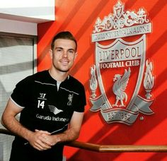 Staying until 2020 - Henderson