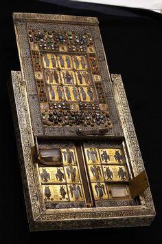βυζαντινή λειψανοθήκη του Τιμίου Σταυρού