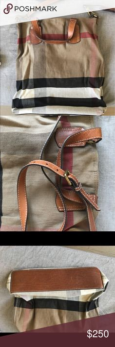 Burberry shoulder bag Bag is in a good condition. You can see from the pictures Burberry Bags Crossbody Bags