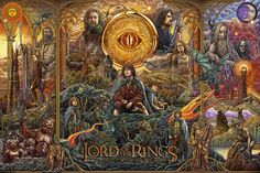 Lord of the Rings: The Two Towers Le Seigneur des Anneaux : Les deux tours (fr) 2002 Pop Culture Art, Geek Culture, Legolas Et Gimli, Gandalf, Fantasy Kunst, Fantasy Art, Tolkien, Lotr, The Two Towers
