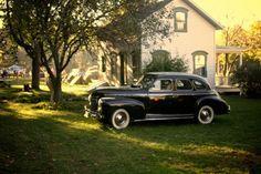 classic 1940's car