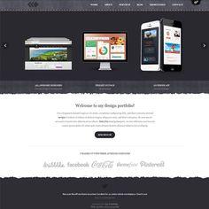 PixelWhiz Designer WordPress Theme   WordPress Theme Download