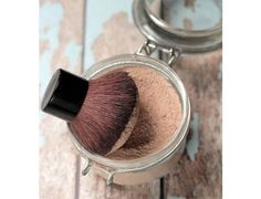 Homemade Arrowroot Compact Powder