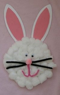 Paper Plate Easter Bunny Craft – Easy Easter Craft for the Kiddos !: Paper Plate Easter Bunny Craft – Easy Easter Craft for the Kiddos ! Easy Easter Crafts, Daycare Crafts, Easter Projects, Easter Art, Bunny Crafts, Easter Crafts For Kids, Toddler Crafts, Preschool Crafts, Craft Projects