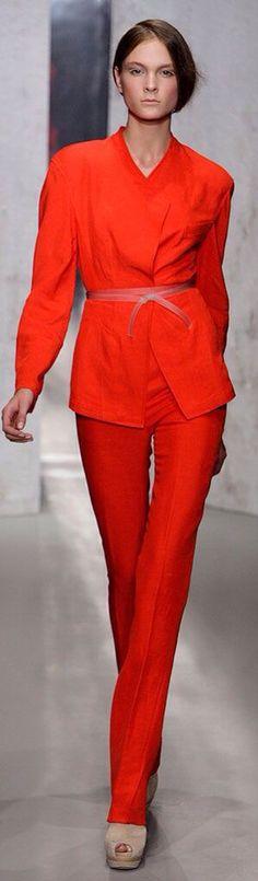 Donna Karan | Luxurydotcom | via Style.com
