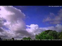Adelaide weather time Lapse  Mon 02 05 2016