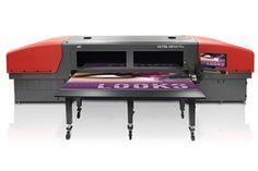 AMP Printing adquiere una VUTEk HS100 Pro en la feria ISA