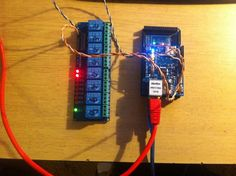 Arduino Ethernet WIZnet Museum