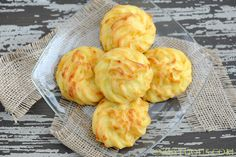 If you want to serve rolls that are a little daintier, consider Smoked Provolone Gougères. The French cheese puffs are light, fluffy and sure to please.