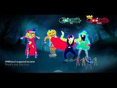 Just Dance 3 Wii - Danny Elfman - This Is Halloween - YouTube