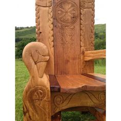 Viking Chair - Storytelling Chairs - Chairs - Furniture