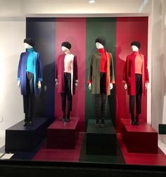"UNITED COLORS OF BENETTON, Milan, Italy, ""Colors, like features, follow the changes of the seasons"", photo by Dahlia-Image in Action, pinned by Ton van der Veer"