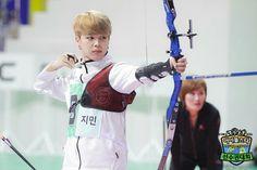 BTS @ MBC Idol Star Athletics Championship 2016