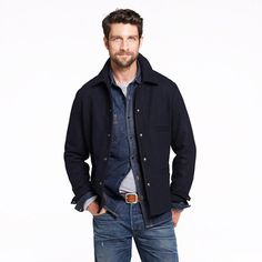 Wallace & Barnes Skiff jacket.  Love this for Adam.  Not loving the price tho.